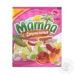 Мармелад Мамба 72 г Фрукти та йогурт