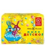 Мыло Невская Косметика детское 4шт 100г - купить, цены на Novus - фото 4
