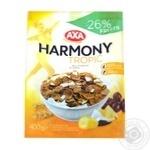 АХА Harmony Tropic Multigrain Flakes 400g