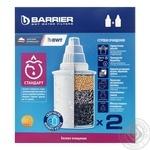 Комплект кассет Barrier Стандарт (х2) для фильтров-кувшинов