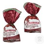 Конфеты Бисквит-Шоколад  Вишня заспиртованная в шоколаде