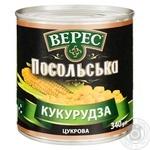 Кукурудза Верес Посольська з/б 340г