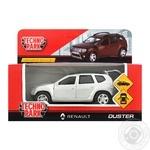 Іграшка Автомодель Renault Duster-M 1:32 сірий DUSTER-MG
