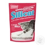 Silicat Filler For Cat Toilet 3.8L