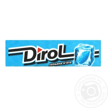 Dirol Ice Mint Chewing Gum 14g - buy, prices for Tavria V - image 1