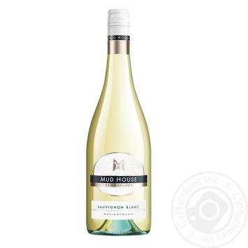 Вино Mud House Мальборо Совиньон Блан белое сухое 13% 0,75л