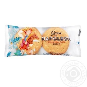 Печенье Грона Наполеон 72г