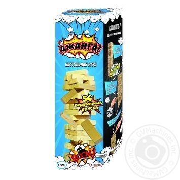 Strateg Game Janga 54 bars - buy, prices for Tavria V - image 1