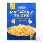 Pasta Pripravka with taste of cheese ready-to-cook 150g - buy, prices for Novus - image 1