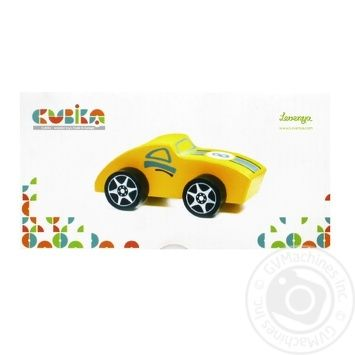 Levenya Toy Car Taxi 8698 - buy, prices for Furshet - image 1