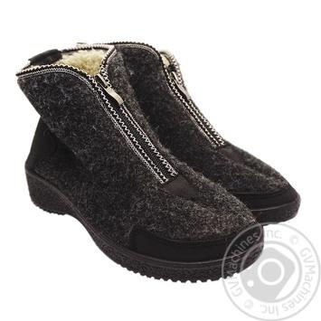 Ботинки ТД Меломан женские суконные утепленные 37-41р