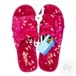 Обувь Marizel женская комнатная Poon 618