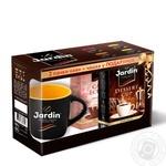 Набір кави JARDIN мелена 2х250г + чашка