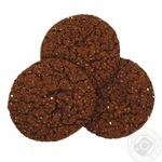 Печенье Американер шоколадное со льном