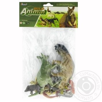 Набір ігровий Тварини - купити, ціни на МегаМаркет - фото 1