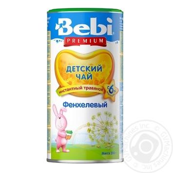Чай Бебі дитячий фенхелевий з 4 місяців 200г Словенія - купити, ціни на Novus - фото 1