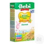 Babi Premium For Babies From 5 Months Dairy-Free Oat Porridge 200g - buy, prices for Furshet - image 1