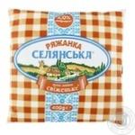Ряжанка Селянська 4% 400г - купити, ціни на Фуршет - фото 1