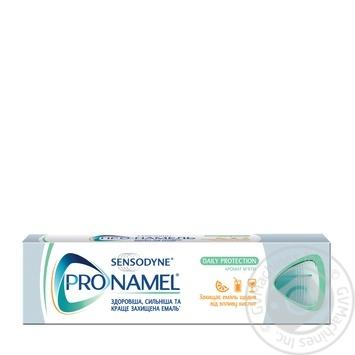 Зубна паста Sensodyne Пронамель 75мл - купити, ціни на Ашан - фото 1
