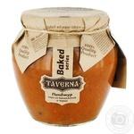 Caviar Taverna vegetable canned 580ml glass jar - buy, prices for Novus - image 1
