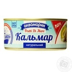 Akvamaryn Frutti Di Mare canned squid 185g - buy, prices for Novus - image 1