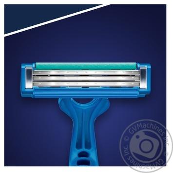 Бритвы Gillette Blue Simple3 одноразовые 8шт - купить, цены на Таврия В - фото 2