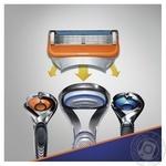 Gillette Fusion5 replacement shaving cartridges 4pcs - buy, prices for Novus - image 3