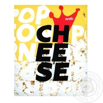 Попкорн Круиз со вкусом сыра 115г Украина - купить, цены на Фуршет - фото 1
