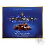 Конфеты Millennium Elegance Classic молочный шоколад ассорти 143г - купить, цены на ЕКО Маркет - фото 1