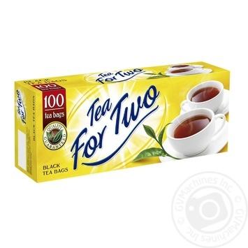 Чай Sir Roger Для Двух черный 1.4г*100шт