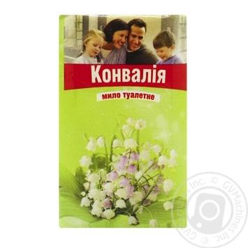 Furshet Toilet Soap Lily of the valley 70g - buy, prices for Furshet - image 1