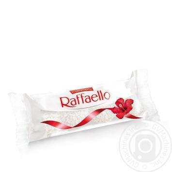 Цукерки Raffaello хрусткі 40г - купити, ціни на Novus - фото 1