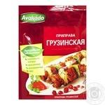 Spices Avokado Georgian for meat 25g packaged