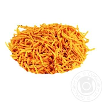 Морковь Фуршет по-корейски весовая - купить, цены на Фуршет - фото 1