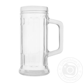 Uniglass Streak Beer Tankard Mug 500ml - buy, prices for EKO Market - photo 1