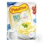 Rollton Potato Puree With Cream Flavor 40g