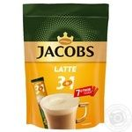 Jacobs 3in1 Latte instant coffee 8pcs*13g - buy, prices for MegaMarket - image 1