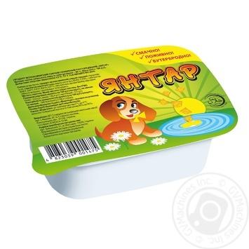 Продукт сырный Янтар плавленый пастообразный 60% 180г - купить, цены на ЕКО Маркет - фото 1