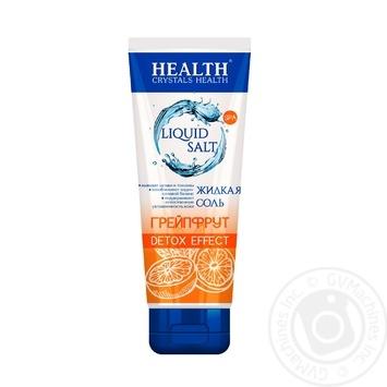 Гель-сіль д\тіла Crystal Health Грейпфрукт 200мл х24 - купити, ціни на МегаМаркет - фото 1