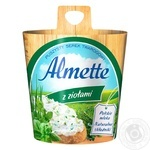 Hochland Almette With Herbs Cheese