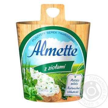 Hochland Almette With Herbs Cheese - buy, prices for Furshet - image 1
