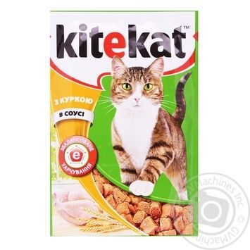 Kitekat Canned Food for Cats Chicken 100g - buy, prices for Furshet - image 2
