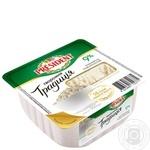 Сыр President Творожная традиция 9% 350г - купить, цены на Фуршет - фото 1