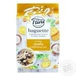 Сухарики Флинт пшеничные со вкусом грибов в сливочном соусе 150г