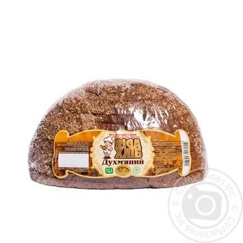 Хлеб Riga хлеб Душистый бездрожжевой 300г - купить, цены на Восторг - фото 4