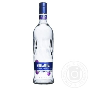 Finlandia Vodka Blackberry 37.5%1l - buy, prices for Novus - image 1