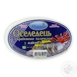 Rusalochka with crab sticks pickled fish herring  250g