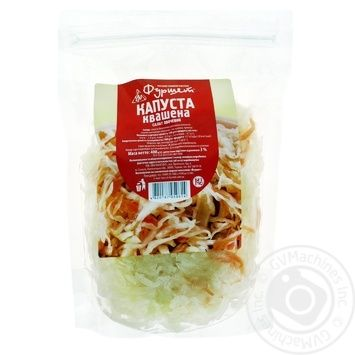 Sauerkraut Furshet 400g - buy, prices for Furshet - image 1