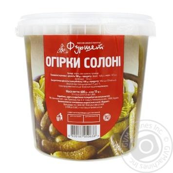 Furshet Cucumber 600g - buy, prices for Furshet - image 1