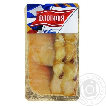 Fish salmon escolar Katran skinless 100g vacuum packing - buy, prices for Furshet - image 1
